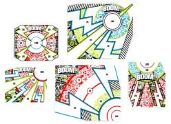 Mattel BOOMco Zielscheiben 3