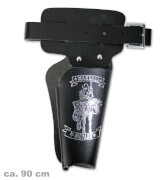 FRIES - Revolvergürtel, 90 cm L.