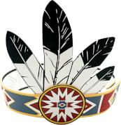 Federschmuck, Indianer - LIONTOUCH