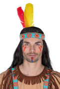 Indianer Stirnband 58