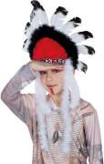 Indianer Kopschmuck