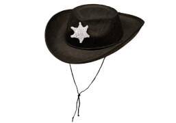 Cowboy Hut Texas Ranger, Karnevalskostüm Zubehör