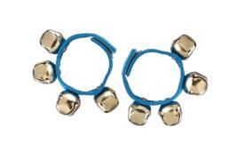 Armschellen  Paar  blau