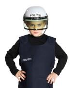 Polizeihelm. Kinder, Kostüm Zubehör