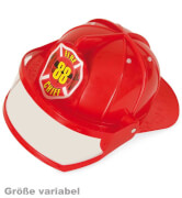 FRIES - Feuerwehr-Helm, variable Größe, Gr. 47 - 57 cm