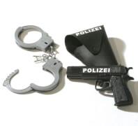Polizei-Set 3tlg.