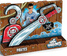 Pack Pirate Sword & Hook & Patch