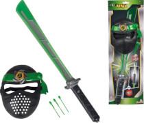 Next Ninja Schwert und Maske
