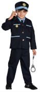 Kostüm Blauer Polizist orgi. 116