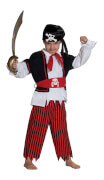 Kostüm Pirat orgi. 140