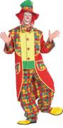 Clown kariert 54