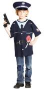 Kostüm Spieleshirt Polizei orgi. 104