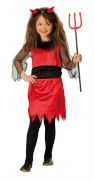 Kostüm Kleine Teufelin Gr.128