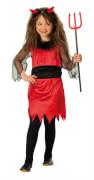 Kostüm Kleine Teufelin Gr.140