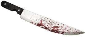 Blutiges Messer 51cm