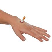 Wunde Zigarette orgi. STD