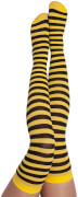 Overknees Biene,  70 DEN, ca. 55 cm Laenge