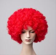 Hair-Perücke rot, im Polybeutel