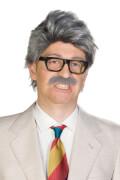 Horst mit Schnauzbart ohne Brille