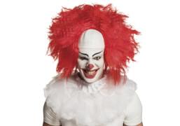 Perücke Horror Clown, Kostüm Zubehör