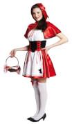 Kostüm Rotkäppchen Gr.40