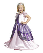 Kostüm Prinzessin Bella Gr.140