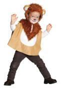 Kostüm Löwen Cape Gr.92