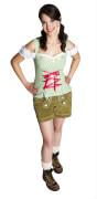 Kostüm Trachtenmieder Gr.38