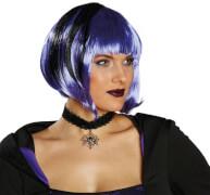Trixy schwarz-lila