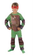 Kostüm TMNT Deluxe Child Gr.S, Karneval