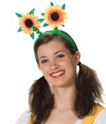 Sonnenblume Haarreif orgi. STD