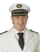 Kapitänsmütze Baumwolle 58