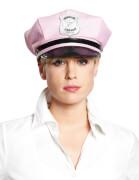 Police Cap rosa GR:57