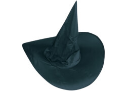 Hexenhut, Kostüm Zubehör
