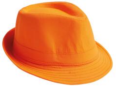 Fedora orange