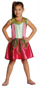 Kostüm Blätterfee Gr. 116, Karneval