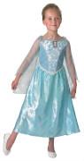 Kostüm Elsa Musical Light up DreGr. L, Karneval
