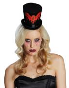 Halloween-Zylinder Halbminiat