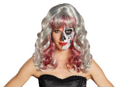 Bloody Valentina, Perücke, Karnevalskostüm
