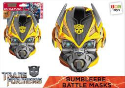 Transformer Battle Maske Bumblebee