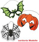 FRIES - Domino Halloween, sort. Modelle