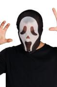 Maske Shocked Ghost