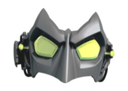 Spin Master Spy Gear Batman Night Goggle Mask