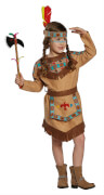 Kostüm Indianerin orgi. 128