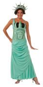 Kostüm Lady Liberty orgi. STD