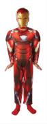 Kostüm Iron Man Deluxe Civil War - Child orgi.