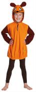 Kostüm Die Maus - Child orange 116
