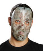 Hockey Maske nachtleuchtend