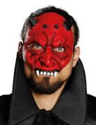 Halbmaske Teufel