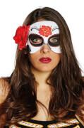 La Rosa Catrina Halbmaske orgi. STD, Kostüm Zubehör